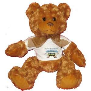 And On The 8th Day God Created TROMBONES Plush Teddy Bear