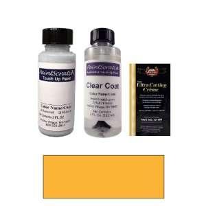 Yellow Paint Bottle Kit for 1989 GMC M Van (86/WA9015) Automotive