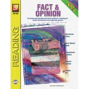REMEDIA PUBLICATIONS SPECIFIC READING SKILLS FACT &: Everything Else