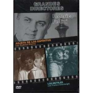 )  Julieta De Los Espiritus (Giulietta Degli Spiriti) (1965) / Los