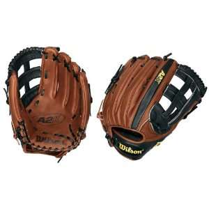 New Wilson A2K 1799 WB Baseball Glove Outfield 12.75 Right Hand Throw