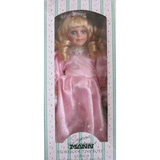 Seymour Mann Wizard of Oz GLINDA Doll Hand Painted Porcelain LIMITED