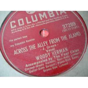 from the Alamo / No Greater Love [78rpm Single] Woody Herman Music