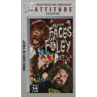 WWF   Mick Foley   Hard Knocks & Cheap Pops [VHS] Mick