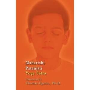 Maharishi Patañjali Yoga Stra [Paperback] Thomas Egenes