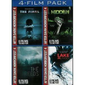 The Final/Hidden/The Reeds/Lake Mungo 4 dvd Set Movies & TV