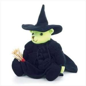 WICKED WITCH CUDDLE BEAR  Toys & Games