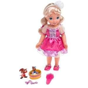 Disney Princess Sing Along Little Cinderella Doll Toys