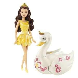 Disney Princess Royal Bath Belle Doll and Salon Gift Set Toys & Games