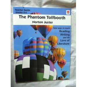 The Phantom Tollbooth Teacher Guide [Paperback] Norton