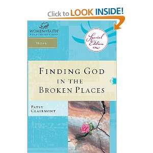 Finding God in the Broken Places (Women of Faith Study Guide Series