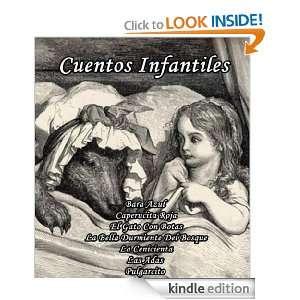 Cuentos Infantiles (Barba Azul, Caperucita Roja, El Gato Con Botas, La