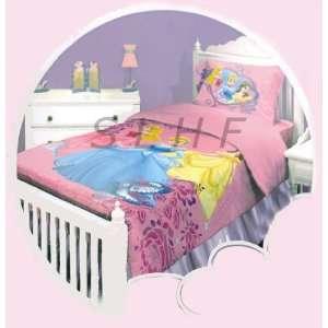Disney Princess Castle Dreams Twin Comforter Set