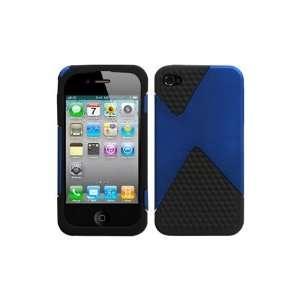 Titanium Dr. Blue/Black Diamond Dual Tone Cell Phones & Accessories