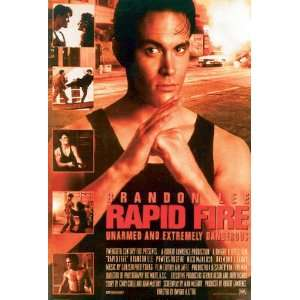 RAPID FIRE   Movie Poster