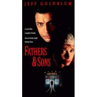 Fathers & Sons [VHS] Jeff Goldblum, Rory Cochrane, Famke