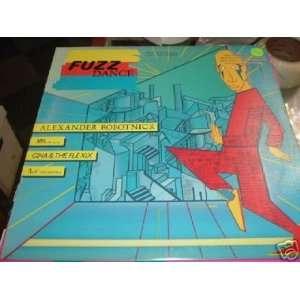 Fuzz Dance Alexander Robotnic, MYA & THE MIRROR, GINA