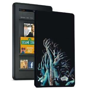 Handover Zombies   Kindle Fire Hard Shell Snap On Protective Case