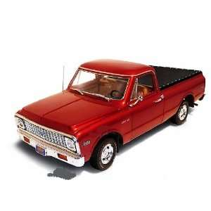 Highway 61   Chevy Fleetside C10 Pickup Truck w/ Removable Bed Cover