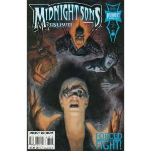 Midnight Sons Unlimited (1993) # 5:  Books