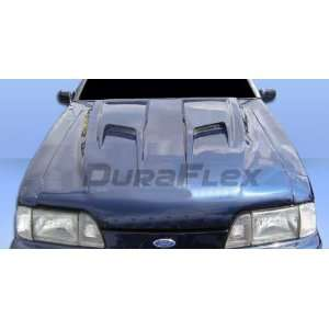 1987 1993 Ford Mustang Duraflex Mach 2 Hood Automotive