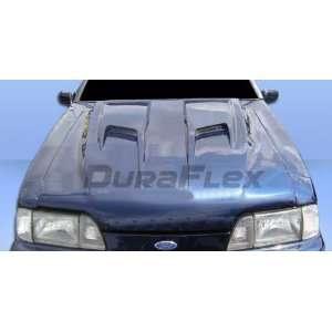 1987 1993 Ford Mustang Duraflex Mach 2 Hood Automotive