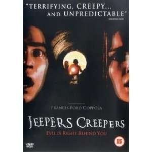 Jeepers Creepers [Region 2] Gina Philips, Justin Long