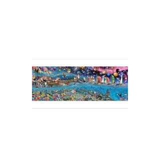 Life Jigsaw Puzzle 3000pc  Toys & Games