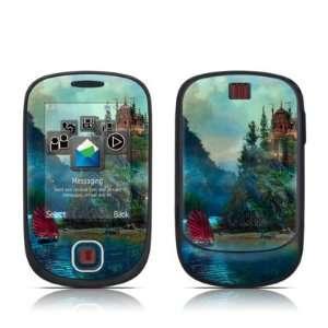 Journeys End Design Protective Skin Decal Sticker for Samsung Smiley
