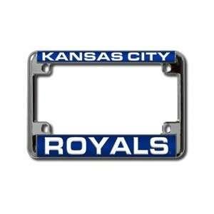 Rico Kansas City Royals Laser Motorcycle Frame   Kansas City Royals