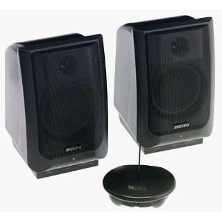 Advent AW870 Wireless Powered Speakers: Electronics
