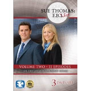 Sue Thomas F.B.Eye Volume 2 ( DVD )