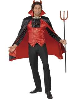 Devil Lord Halloween Costume  Jokers Masquerade