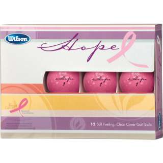 Wilson Hope Golf Balls 12 Pack Womens   SportChek.ca
