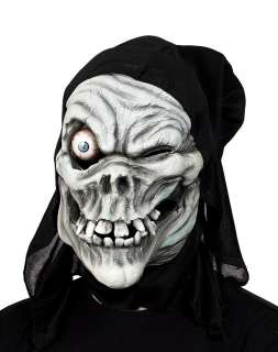 Costumes  /  Masks  /  Scary Halloween Masks  /  Skull Foam Mask