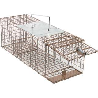 Kness Kage All Live Animal Cage Trap — Squirrel Trap, Model# 151 0