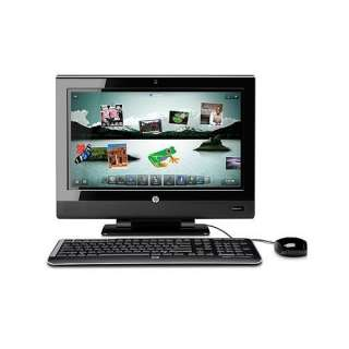 HP TouchSmart 310 114140uk All in One Desktop PC XS971EA   Laptops