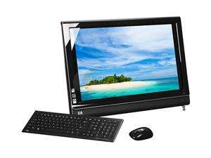 Newegg   Refurbished: HP TouchSmart IQ804(KT457AAR) 25.5 Desktop