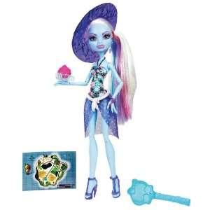 Monster High Skull Shores Abbey Bominable Doll Toys