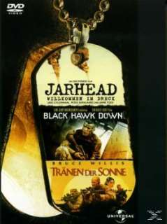 Filme: Triple Box: Jarhead / Black Hawk Down / Tränen der Sonne von