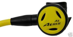 AERIS/Oceanic A2 scuba diving Octo, 2nd Stage Reg New scuba diving