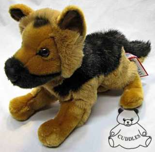 General German Shepherd Dog Douglas Plush Toy Stuffed Animal Realistic