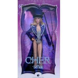 Barbie Cher Ringmaster Bob Mackie Doll   Platinum Label