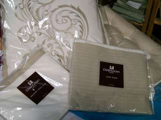Chris Madden BECKTON Curtain or Valance or Pillows Sham
