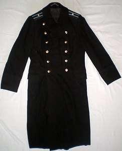 Russian Soviet Military Uniform Army Navy Aviation Naval Overcoat USSR