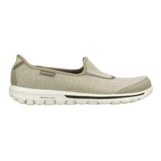 Womens Skechers GOWalk Walking Shoes Sneakers Grey   8 B