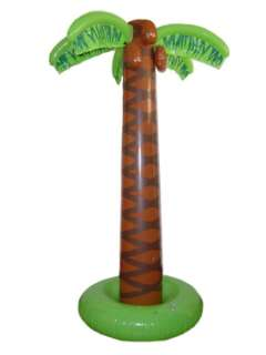 Foot Inflatable Blow Up Palm Tree Tropical Party Item
