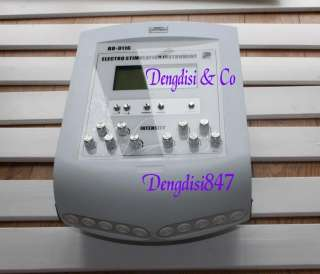 Electro LCD Acupuncture Slimming Stimulation Machine