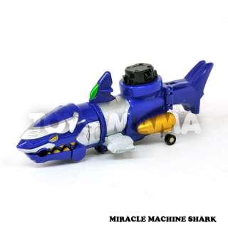 Ranger Power Rangers Megazord Goseiger DX BANDAI Transformer Robot