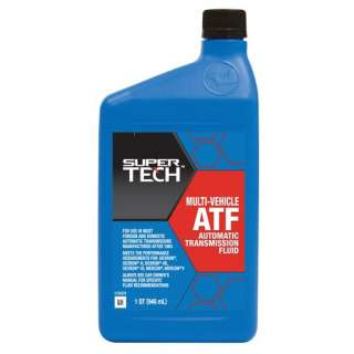 Super Tech Multi Vehicle Automatic Transmission Fluid, 1
